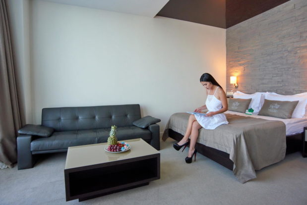 Стандарт в RESORT & SPA HOTEL NEMO, фото № 8