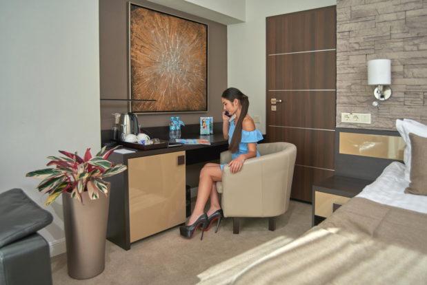 Стандарт в RESORT & SPA HOTEL NEMO, фото № 17