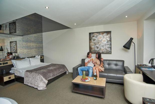 Luxury suite im RESORT & SPA HOTEL NEMO, foto № 65
