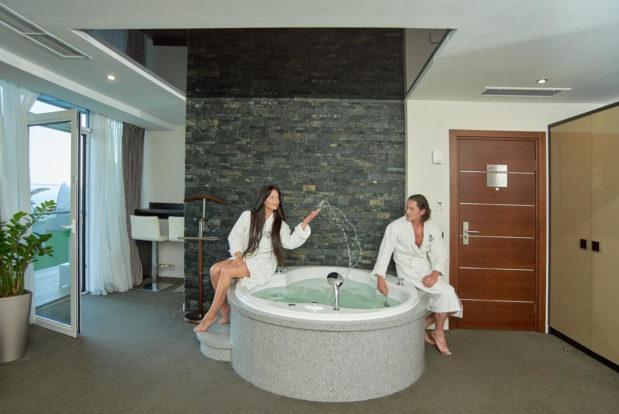 Luxury suite im RESORT & SPA HOTEL NEMO, foto № 66