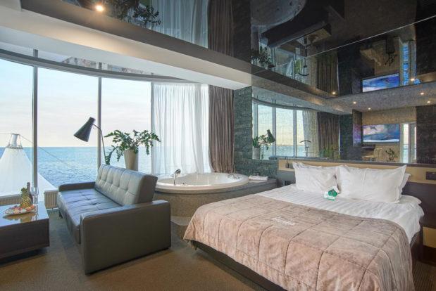 Luxury suite im RESORT & SPA HOTEL NEMO, foto № 54