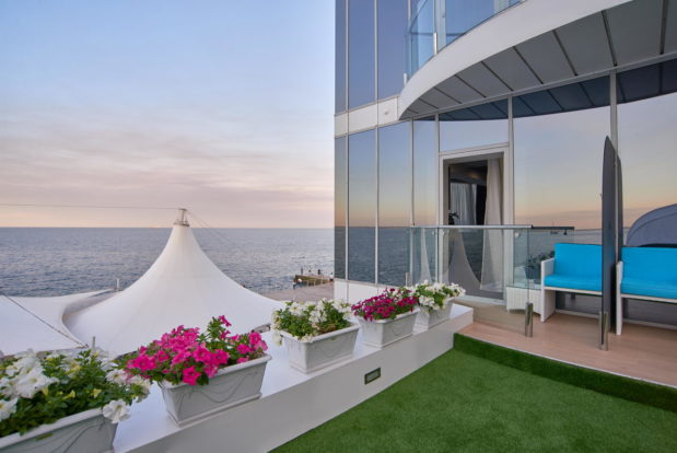 Luxury suite im RESORT & SPA HOTEL NEMO, foto № 56