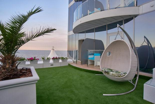 Luxury suite im RESORT & SPA HOTEL NEMO, foto № 57