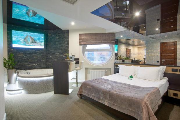 Luxury suite in RESORT & SPA HOTEL NEMO, photo № 66