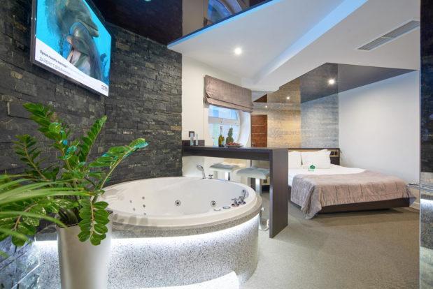 Luxury suite im RESORT & SPA HOTEL NEMO, foto № 68