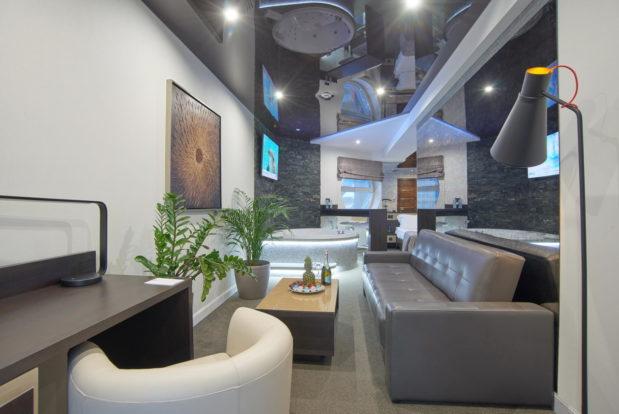 Luxury suite in RESORT & SPA HOTEL NEMO, photo № 48