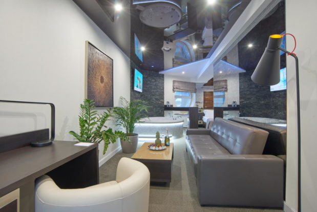 Luxury suite im RESORT & SPA HOTEL NEMO, foto № 70