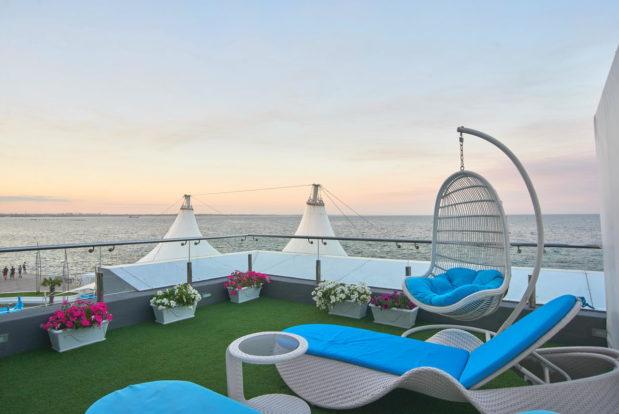 Luxury suite in RESORT & SPA HOTEL NEMO, photo № 49