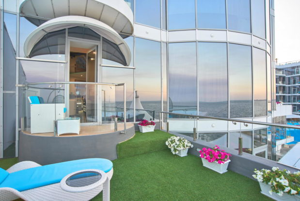 Luxury suite im RESORT & SPA HOTEL NEMO, foto № 73