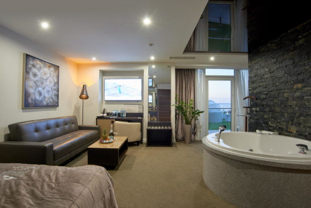 Luxury suite in RESORT & SPA HOTEL NEMO, photo № 52