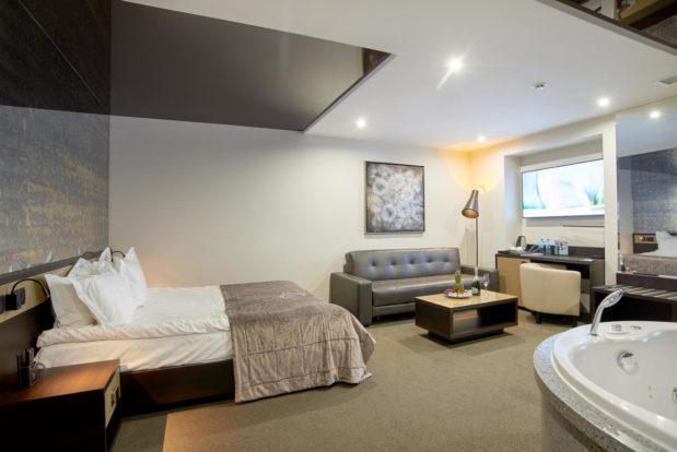 Luxury suite in RESORT & SPA HOTEL NEMO, photo № 53