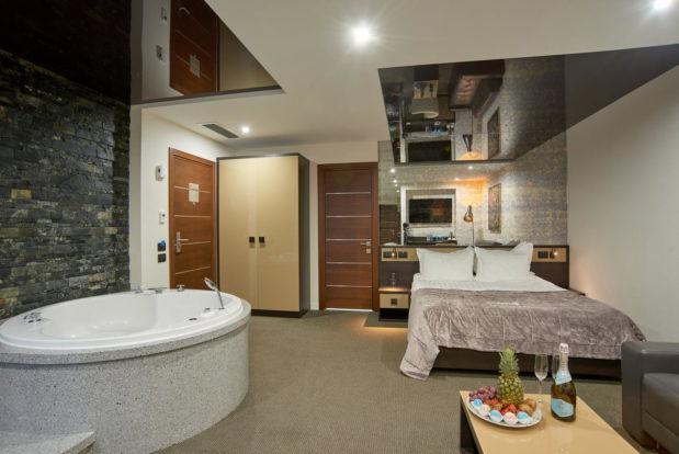 Luxury suite in RESORT & SPA HOTEL NEMO, photo № 54