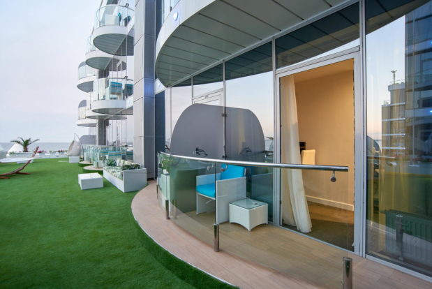 Luxury suite in RESORT & SPA HOTEL NEMO, photo № 59
