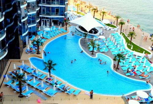 Swimming Pools - NEMO Resort & SPA in Odessa, photo № 39