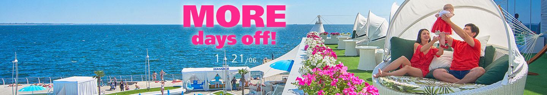 More days off!- Hotel NEMO, Photo № 1
