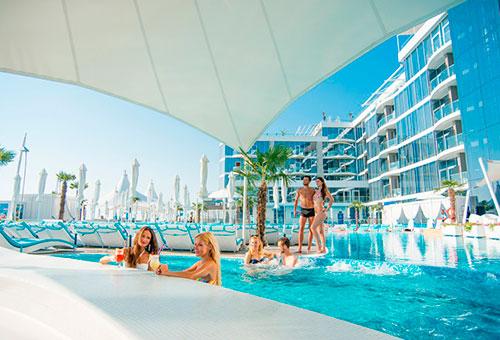 NEMO Beach Club - NEMO Resort & SPA in Odessa, Foto № 19