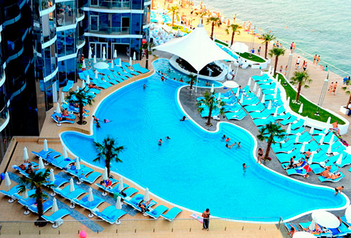 Swimming pools - NEMO Resort & SPA in Odessa, photo № 23