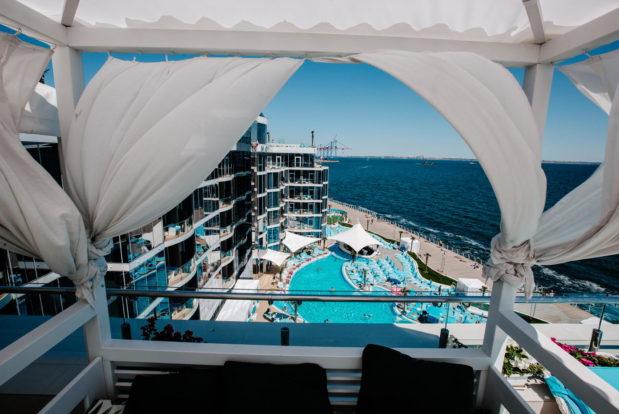 Пляжный комплекс NEMO Beach Club - Отель NEMO, Фото № 3