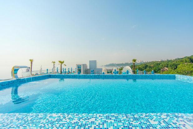 Strandkomplex NEMO Beach Club - Hotel NEMO, Foto № 18