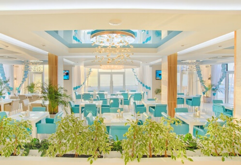 Restaurant delphin - NEMO Resort & SPA in Odessa, Foto № 29