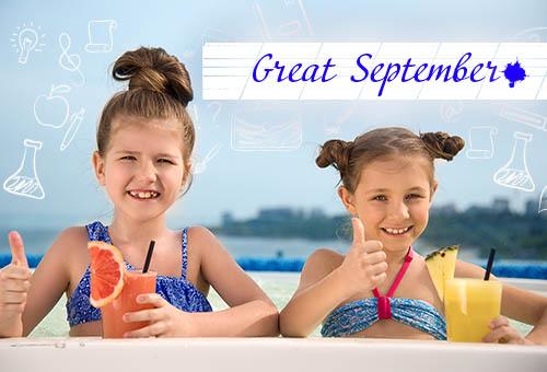 Great September - NEMO Resort & SPA in Odessa, photo № 13
