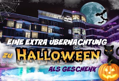 Eine extra Übernachtung zu Halloween als Geschenk! - Hotel NEMO, Foto № 5