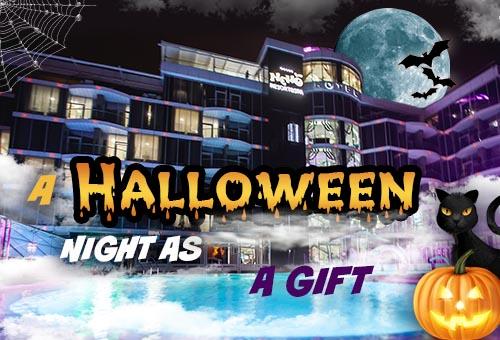 A Halloween night as a gift! - Hotel NEMO, Photo № 5