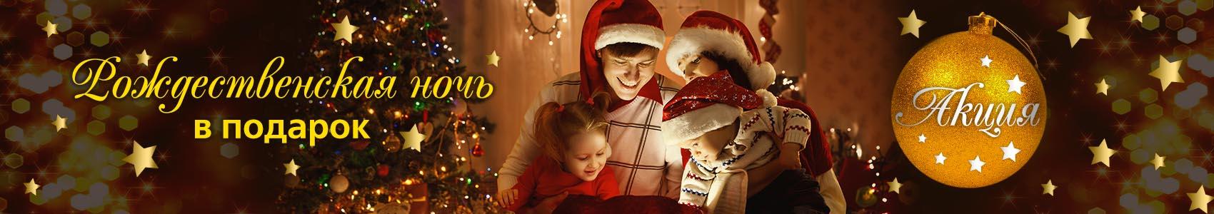 Рождественская ночь — в подарок!- Отель NEMO, Фото № 1