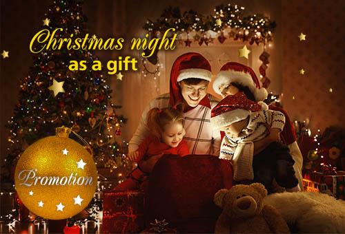 Christmas night as a gift! - NEMO Resort & SPA in Odessa, photo № 15
