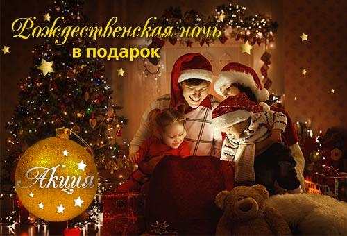 Рождественская ночь — в подарок! - Отель NEMO, Фото № 11