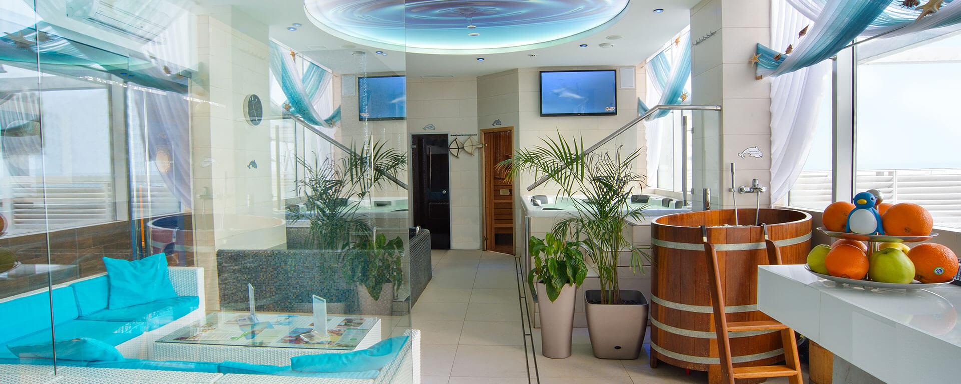Бассейны - NEMO Resort & SPA в Одессе, фото № 1