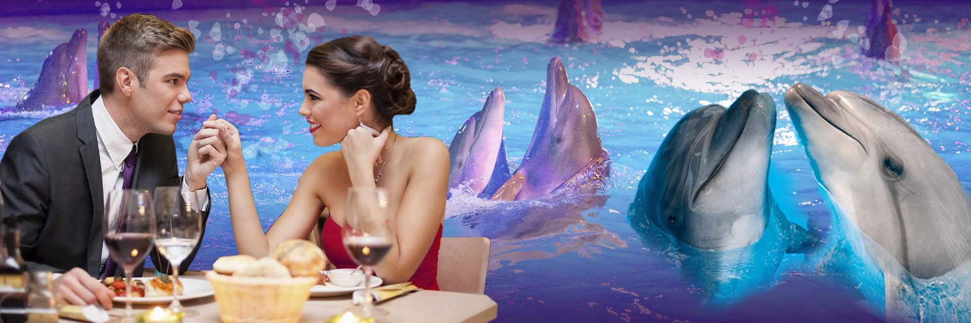 Вечеря для закоханих з дельфінами в RESORT & SPA HOTEL NEMO, фото № 1