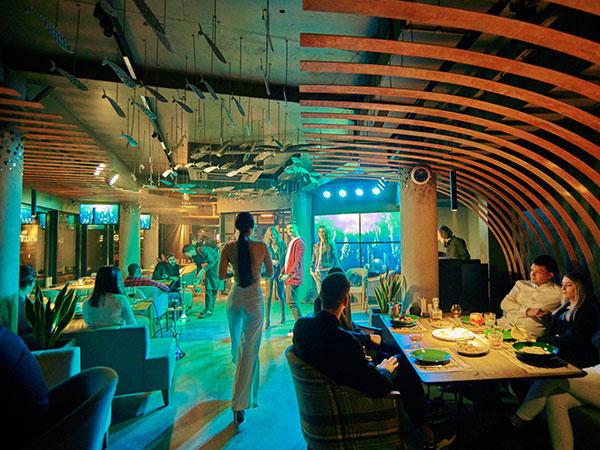 Nautilus Lounge Cafe - NEMO Resort & SPA in Odessa, Foto № 33