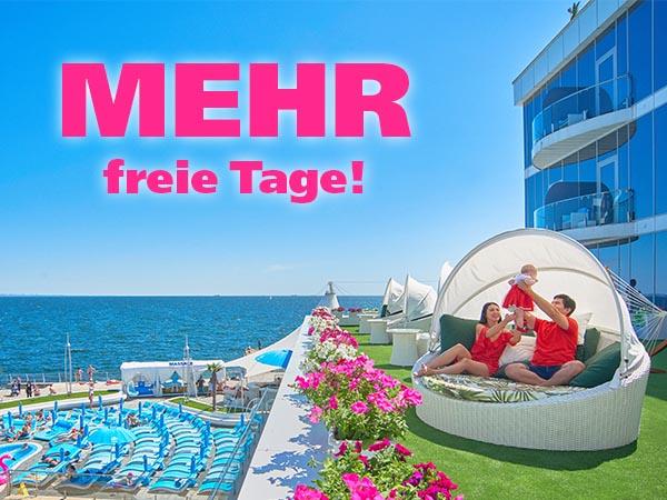 Mehr freie Tage! - NEMO Resort & SPA in Odessa, Foto № 7