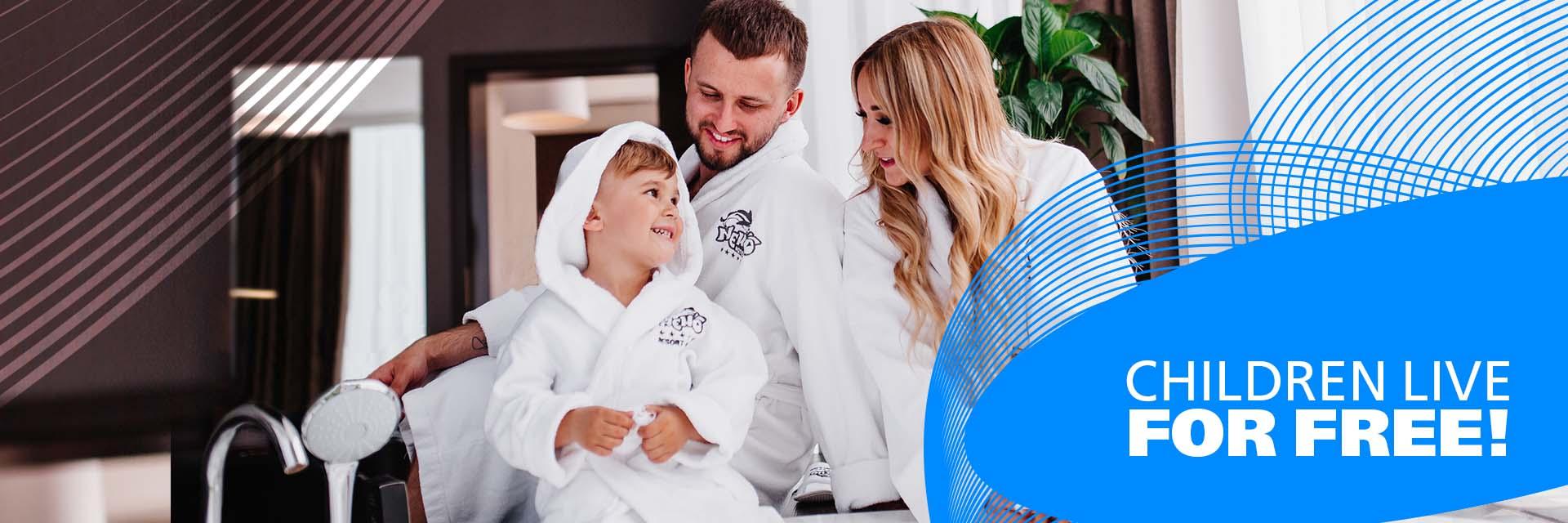 Happy family- Hotel NEMO, Photo № 1
