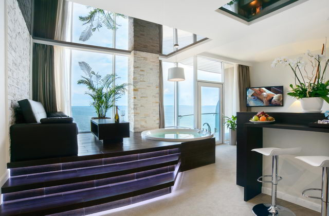 LUXURY SUITE - NEMO Resort & SPA in Odessa, photo № 3