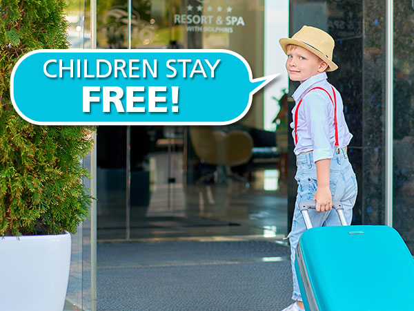 Children stay free! - NEMO Resort & SPA in Odessa, photo № 11