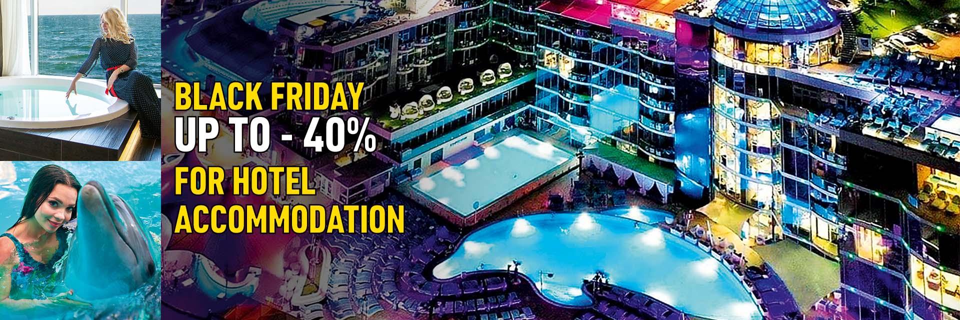 Black Friday in RESORT & SPA HOTEL NEMO, photo № 1