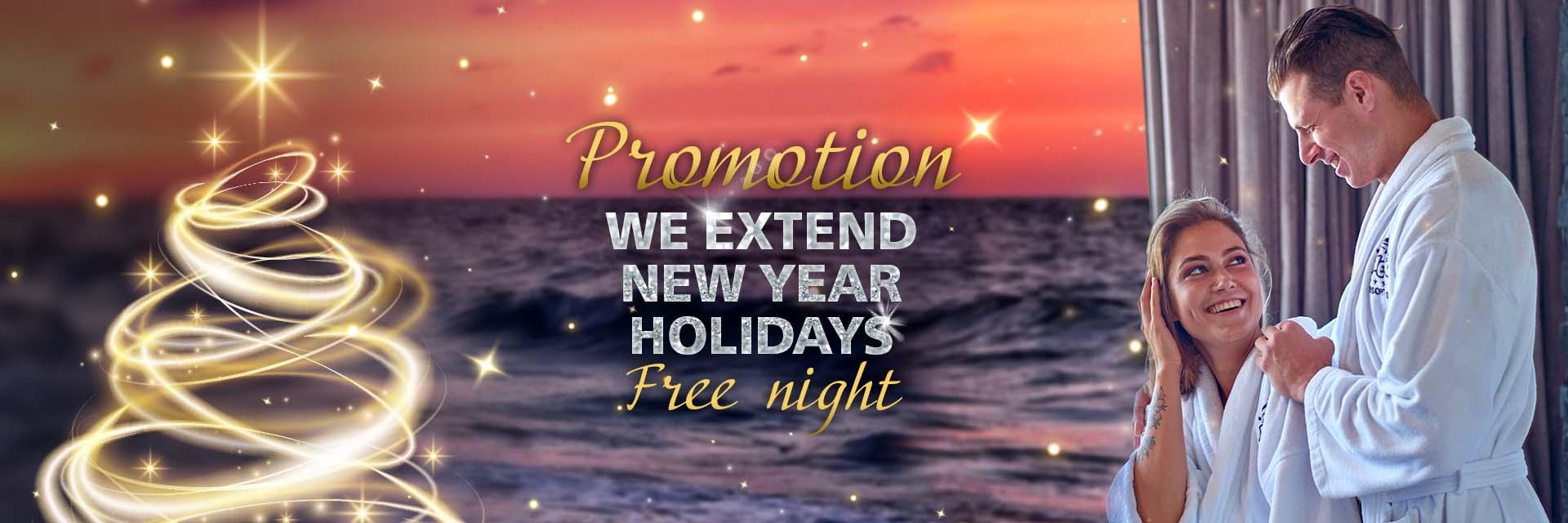 New Year holidays in Nemo in RESORT & SPA HOTEL NEMO, photo № 1