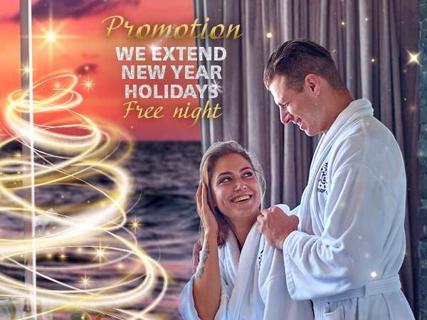 New Year holidays in Nemo - NEMO Resort & SPA in Odessa, photo № 9