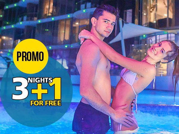 Night of love as a gift - NEMO Resort & SPA in Odessa, photo № 9