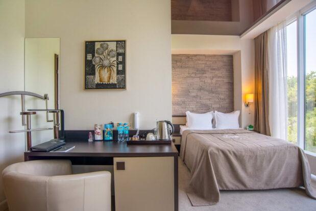 Стандарт в RESORT & SPA HOTEL NEMO, фото № 7