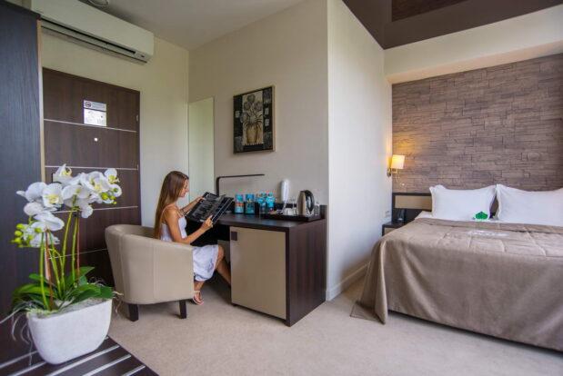 Стандарт в RESORT & SPA HOTEL NEMO, фото № 9