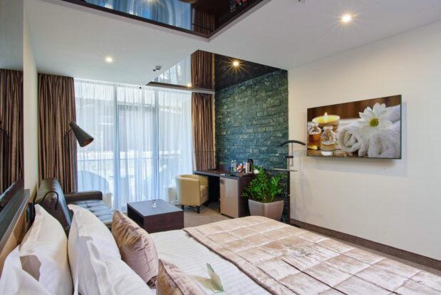 Улучшенный Стандарт в RESORT & SPA HOTEL NEMO, фото № 3