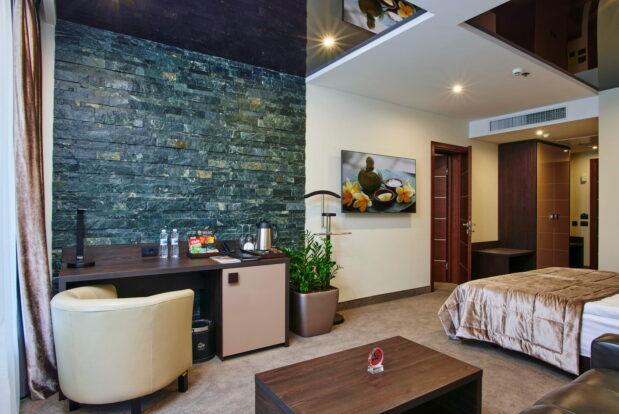Улучшенный Стандарт в RESORT & SPA HOTEL NEMO, фото № 48