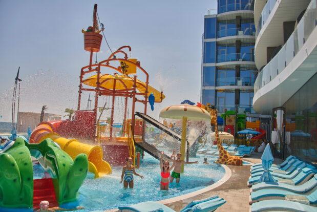 Пляжный комплекс NEMO Beach Club - Отель NEMO, Фото № 17