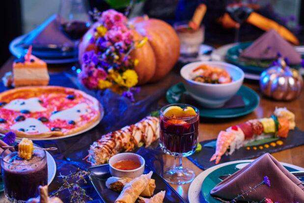 Halloween Party в NAUTILUS в RESORT & SPA HOTEL NEMO, фото № 5