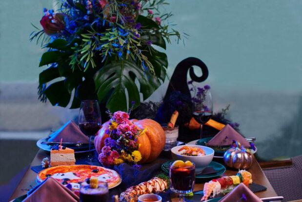 Halloween Party в NAUTILUS в RESORT & SPA HOTEL NEMO, фото № 4