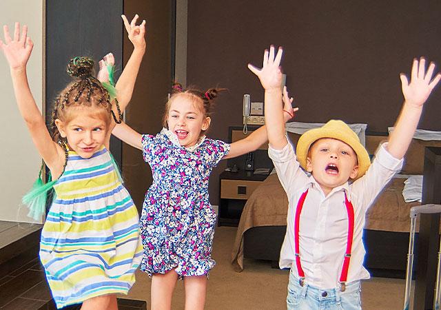 Children stay free - NEMO Resort & SPA in Odessa, photo № 13